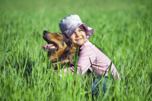 Autism Service Dogs Provide Tangible and Intangible Relief for Children